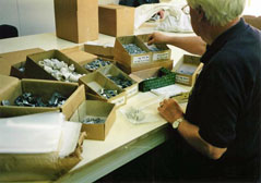 Packing Fittings and Fixings