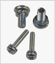 Machine screw sems