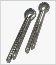 Split cotter pins
