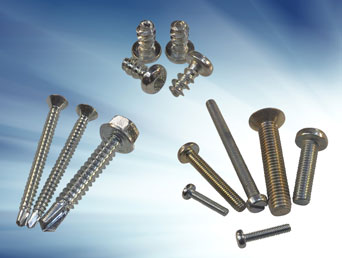 Threaded fasteners for the manufacturing industry from Challenge Europe