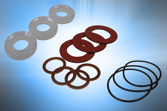 Ex-stock and custom sealing washers for manufacturers from Challenge Europe