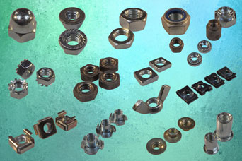 Standard threaded fasteners - technical support from Challenge Europe