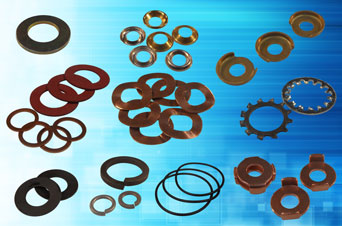 Standard and custom washers from Challenge Europe