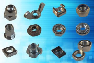 Nuts from Challenge Europe – reaching the parts threaded holes cannot reach