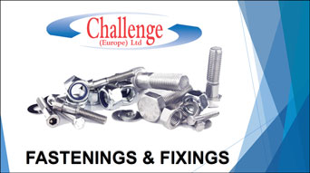 Challenge Europe updated fastenings and fixings brochure