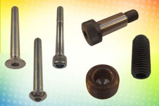 Ex-stock socket screws and bolts