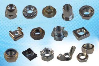 Ex-stock specialist nuts from tech fastening experts at Challenge Europe