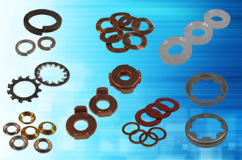 Washers and Dubo rings from Challenge Europe