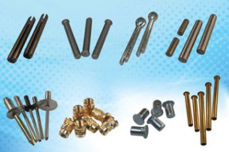 Rivets and Pins and Weld Studs and other fasteners