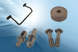 Challenge (Europe) – handles, clamps, machine parts, stud rivets,  valve knobs and captive screws