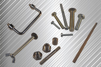 Specials and Custom fasteners from Challenge (Europe) Ltd