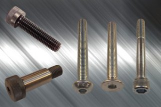 Socket Screws from stock – or custom