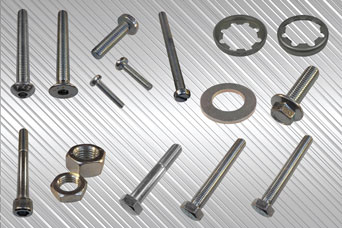 Stainless steel fasteners from Challenge Europe