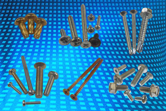 Ex-stock industrial screws from Challenge Europe