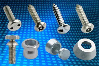 Challenge security fasteners