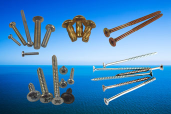 Challenge Europe - specialist screws in various materials and finishes