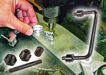 "Custom special threaded fasteners – a ""stock"" service at Challenge Europe"
