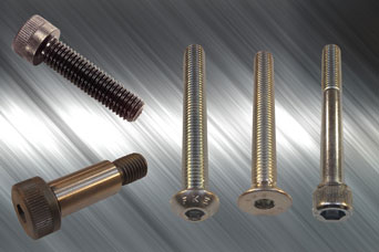 Custom fasteners - a speciality from Challenge Europe from screws and bolts to formed and threaded rods