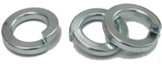 Single Coil Spring Washers from Challenge Europe