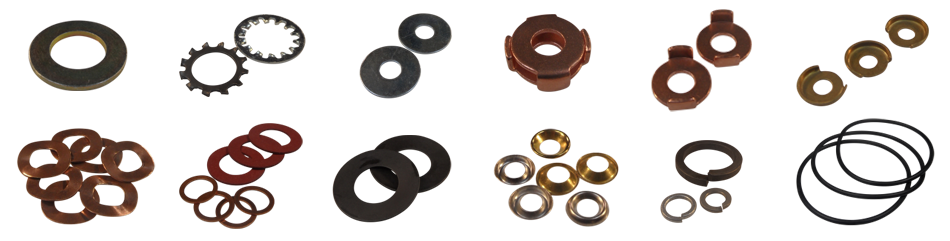Washers and Dubo Rings