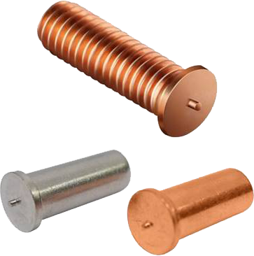 Weld Studs/Pins from Challenge Europe
