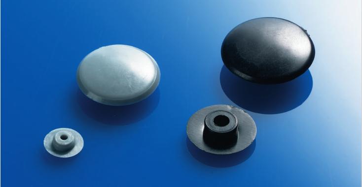 Korrex Protective Caps for socket head screws from Challenge Europe