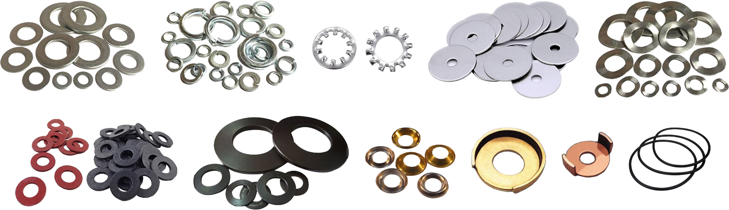 Washers from Challenge Europe